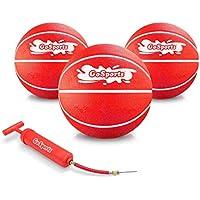 3-Pack GoSports Swimming Pool Basketballs