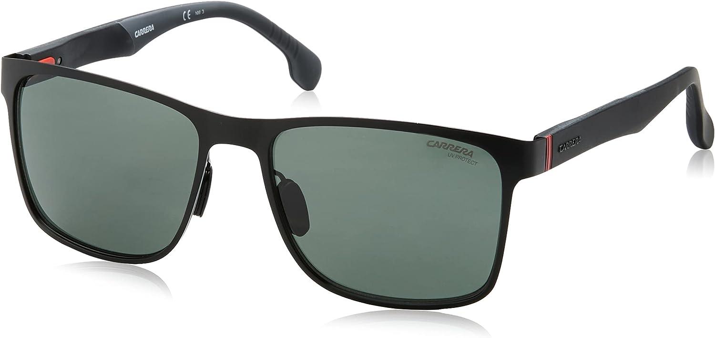Carrera Men's Ca8026/S Square Sunglasses
