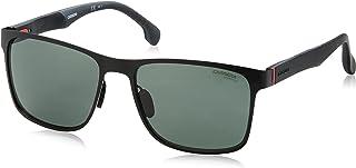Carrera Men's 200949 Sunglasses, Color: Mattt Black, Size: 57