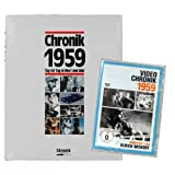 Chronik-Duo 1959, Geschenkset Buchchronik 1959 + DVD Chronik
