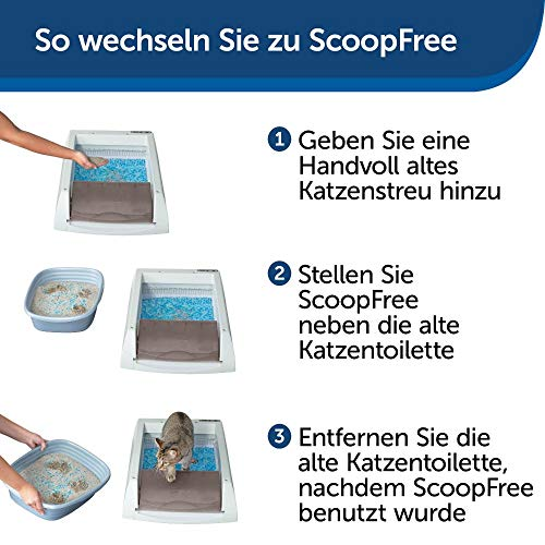 PetSafe Selbstreinigende Katzentoilette ScoopFree PAL19-14657 - 4