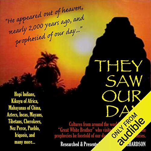 They Saw Our Day  By  cover art