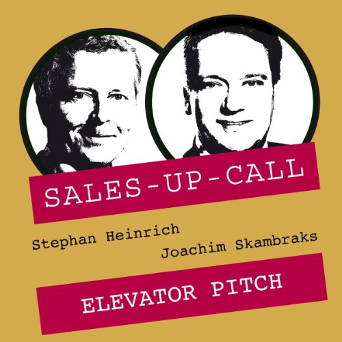 Elevator Pitch Titelbild