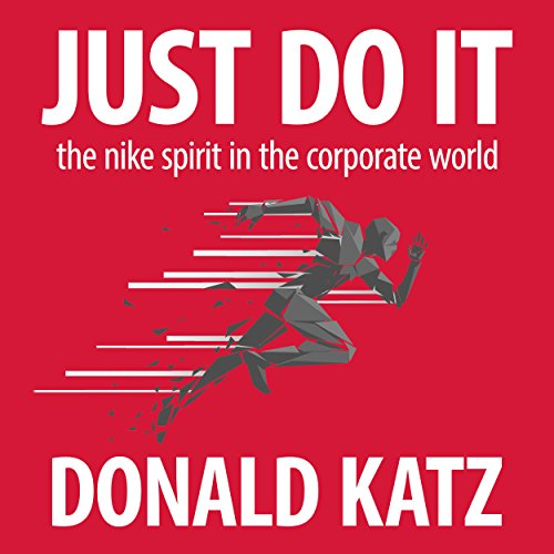 Just Do It audiobook cover art