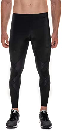 CW - X 男式慢跑跑步紧身裤
