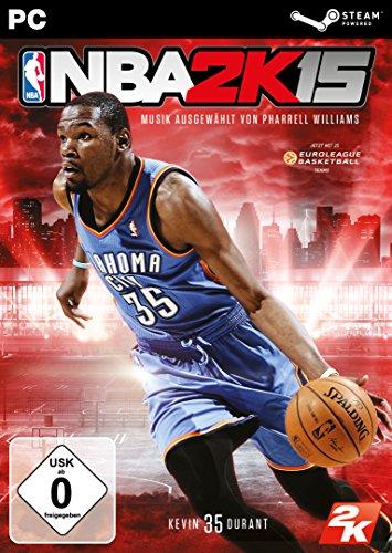 NBA 2K15 (Download - Code, kein Datenträger enthalten) - [PC]
