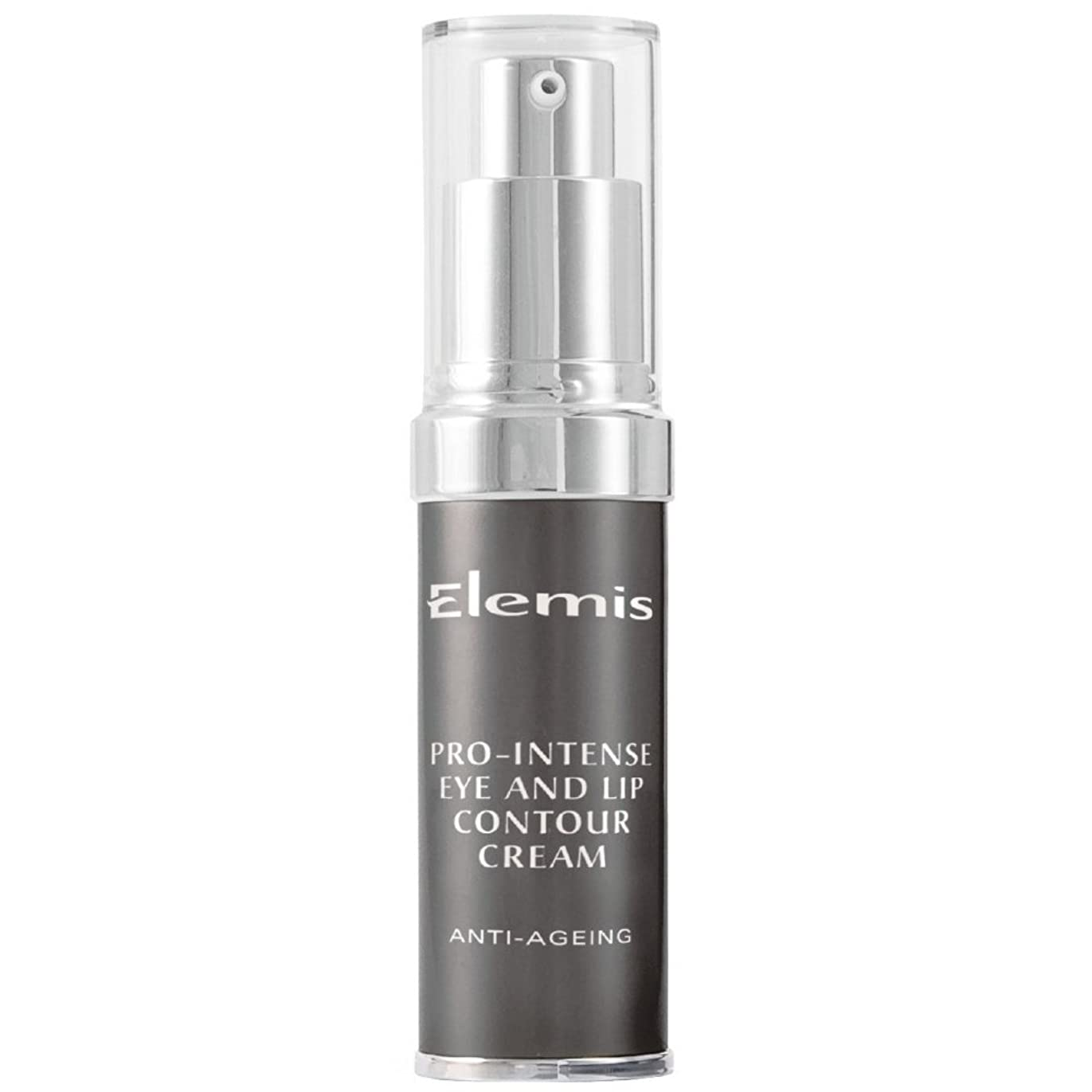 通知する検証台風エレミスプロ強烈なアイクリーム15ミリリットル (Elemis) - Elemis Pro-Intense Eye Cream 15ml [並行輸入品]
