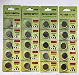 Pilas de litio cr1620 - 3v (25 piezas) - CR 1620