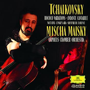 """Tchaikovsky: Rococo Variations; Souvenir de Florence; Lensky's Aria From """"Eugen Onegin""""; Nocturne In D Minor (From Op. 19, No. 4); Andante Cantabile, Op. 11"""