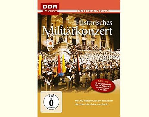 DVD Historisches Militärkonzert NVA der DDR - Ossi Produkte
