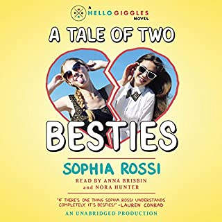 A Tale of Two Besties cover art