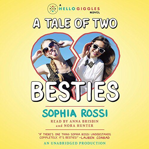 Couverture de A Tale of Two Besties