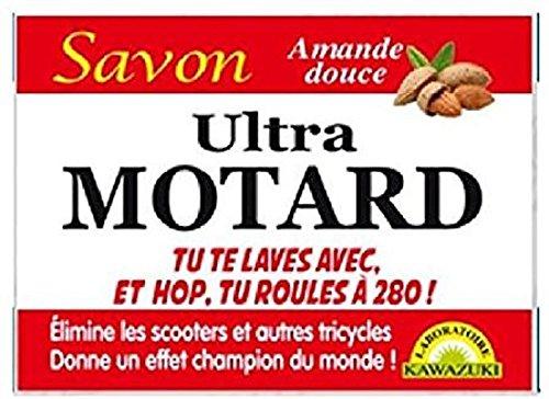 tonnerre Lot DE 3 Savons Humoristique Ultra Motard