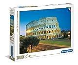 Clementoni Collection-Roma, Colosseo Puzzle, 1000 Piezas, Multicolor (39457.9)