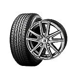 14インチ 1本セット タイヤ ホイール ブリヂストン(BRIDGESTONE) ネクストリー 155/65R14 KYOHOザインSS(エンケイ製) 軽自動車用