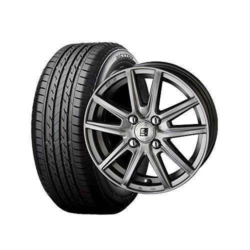 14インチ 1本セット タイヤ・ホイール ブリヂストン(BRIDGESTONE) ネクストリー 155/65R14+KYOHOザインSS(...