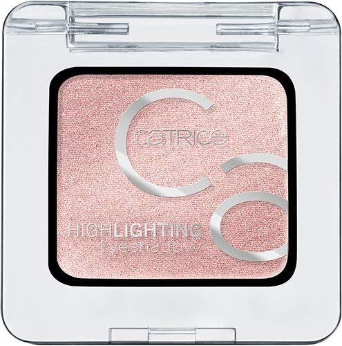 Catrice Highlighting Eyeshadow, Lidschatten, Nr. 030 Metallic Lights, pink, langanhaltend, schimmernd, scheinend, Nanopartikel frei, entspricht unserem CLEAN BEAUTY Standard (2g)