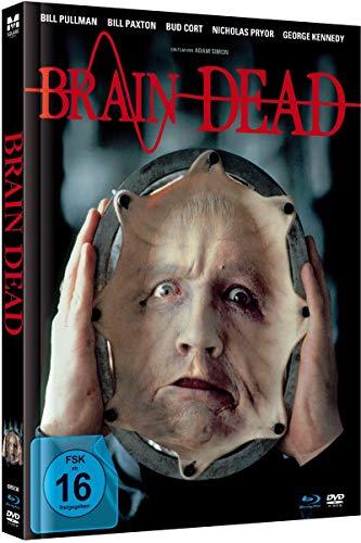 Brain Dead - Uncut Limited Mediabook (+DVD plus Booklet/digital remastered) [Blu-ray]