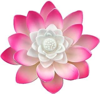 Rtengtunn Lotus Light, Creative LED Fleur De Lotus Lampe Veilleuse pour La Mi-Automne Festival Chambre Décoration De La Ma...