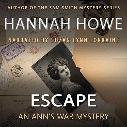 Couverture de Escape: An Ann's War Mystery
