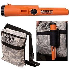 Garrett Pro Pointer AT Détecteur de métaux étanche avec pochette Garrett Camo