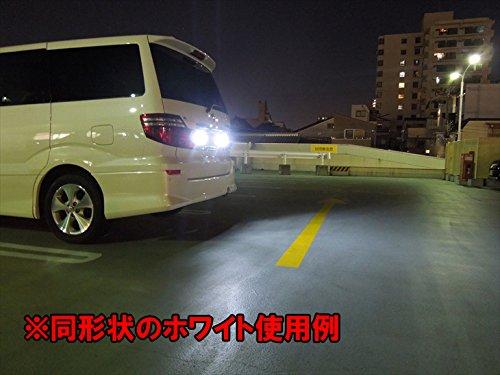 『まめ電(MAMEDEN) LED T10 T16 兼用LED MIRA-SMD 12V 24V 両対応 (2:アンバー)』の5枚目の画像