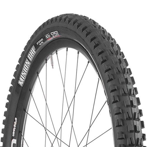 Maxxis Fahrrad Reifen Minion DHF WT Exo // Alle Größen, Variante:Schwarz. Faltreifen. tubeless Ready, Dimensiones:66-584 (27,5×2,60´´) 650B