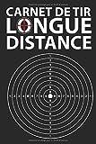 Carnet de Tir Longue Distance: Journal d'Entraînement | Enregistrez les Données de Tir...