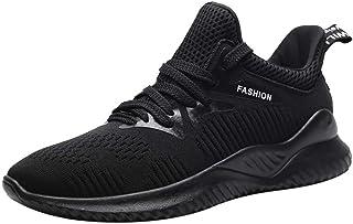 Oyedens Scarpe Sneaker Uomo Scarpe da Ginnastica Corsa Uomo Sportive Sneakers Outdoor Scarpe da Ginnastica Uomo Antiscivol...