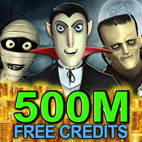 Cute Casino Slots - $500 Million FREE Coins! 50 + fun Free Slots. 2 New Slots : Zombie Jackpot Party & Day of the Dead Have a safe and Happy Halloween and Dia de Los Muertos
