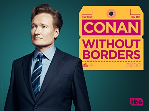 Conan Without Borders Season 1