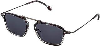 Lozza - Gafas de sol Padova 3 SL4246 03AM 52-18-145, unisex, color gris brillante, lentes azules