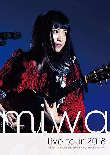 miwa live tour 2018 38/39DAY / acoguissimo 47都道府県~完~ Blu-ray