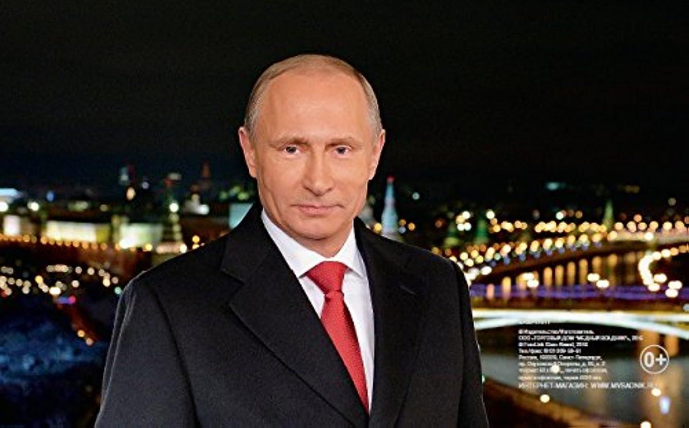 春リズム乞食壁カレンダー2017大統領のロシアVladimir Putin