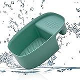 Best Sink Strainers - Sink Strainer Colander Drain Basket, Multifunction Saddle-shaped Mesh Review