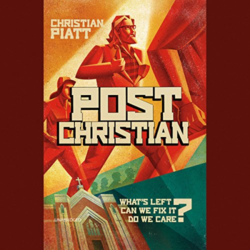 postChristian audiobook cover art