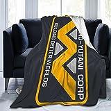 Weyland-Yutani - Manta de franela para sofá, sala de estar, dormitorio