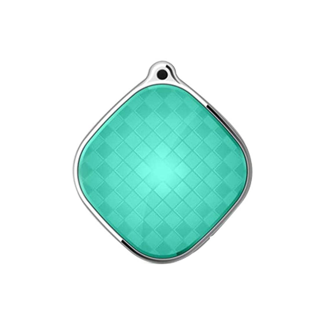 Show TINE ON Mini A9 GPS Tracker, Anti-Lost Satellite Locator Necklace SOS Call Remote Voice Monitor with Waterproof Case Real-Time Tracking Locator for Vehicle Kids The Elderly and Pets