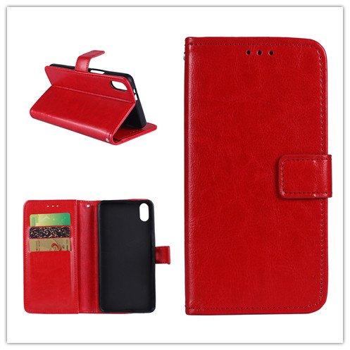 Funda® Flip Portafoglio Custodia per Xiaomi Redmi Note 7(Disegno 3)