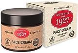 Gotthilf 1927 Face Cream | Cosmética 100% Natural | Crema Facial de Día y Noche | Fuente Natural...