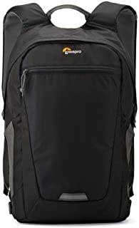 Lowepro Backpack Photo Hatchback Bp 250 Aw Ii, Backpack for DSLR Cameras, Black and Grey, 22L, (LP36957-PWW)