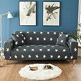 WXQY Spandex combinación de Funda de sofá de Esquina elástica,...