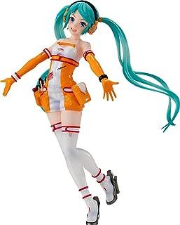 Good Smile Racing Hatsune Miku Gt Project: Racing Miku (2010 Version) Pop Up Parade PVC Figure, Multicolor