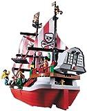 LEGO 7075 Il Vascello dei Pirati del Capitano Barbarossa