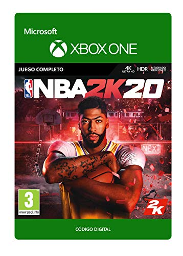 NBA 2K20 - Xbox One - Código de descarga