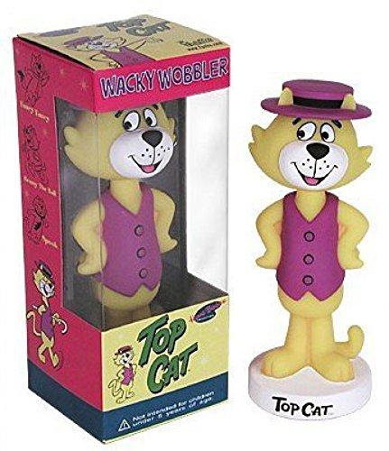 Wacky Wobbler - Top Cat Wackelkopf Figur