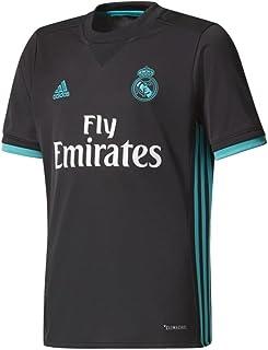 adidas Real Madrid CF Away Youth Jersey [Black]
