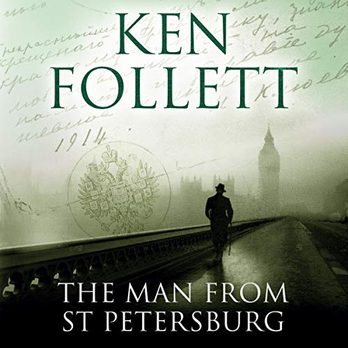 The Man from St Petersburg Titelbild