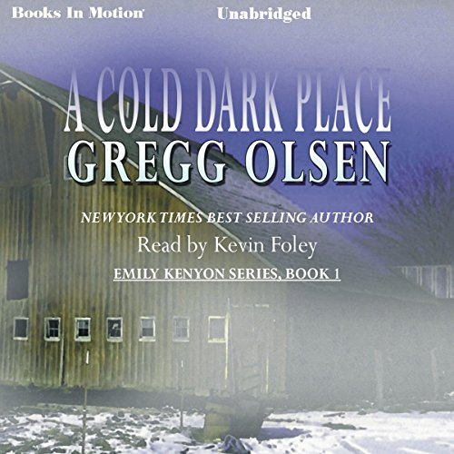A Cold Dark Place audiobook cover art
