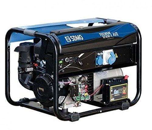 TECHNIC 6500 E SDMO Stromerzeuger 6,5 kW